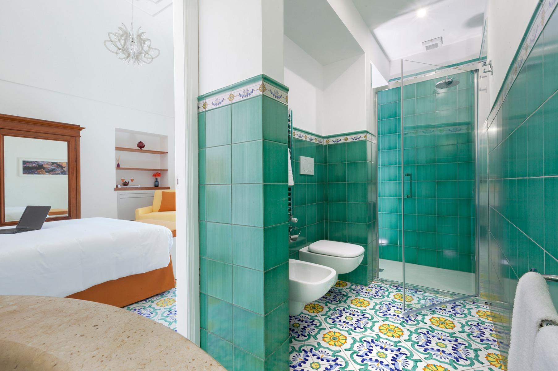 Equipped rooms in Positano center, Amalfi Coast – Il Moro di Positano